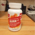 burnx5 fettförbrännare