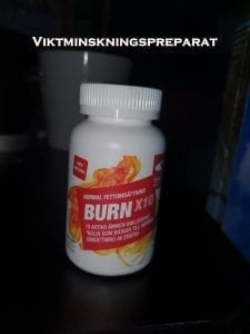 viktminskningspreparat burn