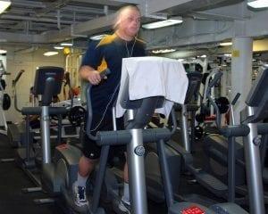 kaloriförbrukning på gym