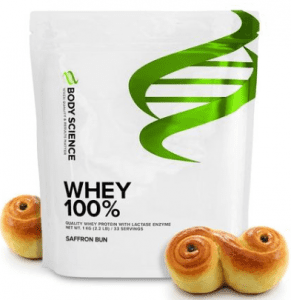 body science whey 100
