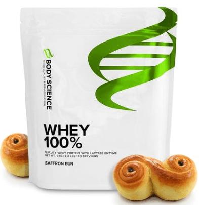 body science whey 100