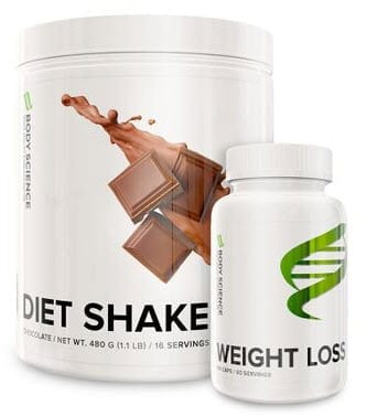 body science viktminskningspaket