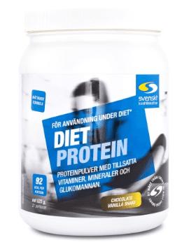 dietprotein måltidsersättning