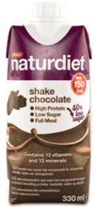 Friggs naturdiet billigt smak av choklad