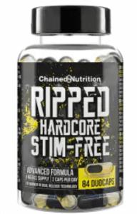 Ripped hardcore stim free