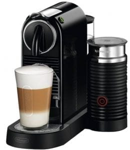 kaffemaskin fettkaffe
