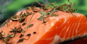 lax är nyttigt innehåller enorma mängder omega 3