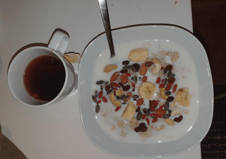 Gå ner i vikt med en proteinrik frukost