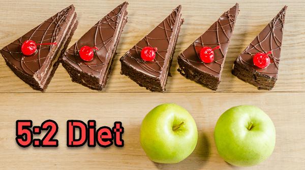 5:2 diet resultat
