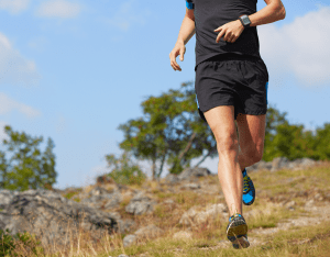 gå ner i vikt med löpning och motion