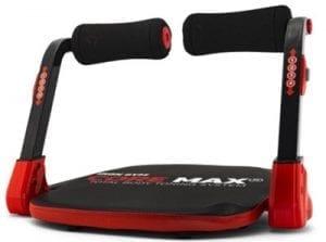 platta med pads - irongym heltäckande träning med maghjul bäst i test