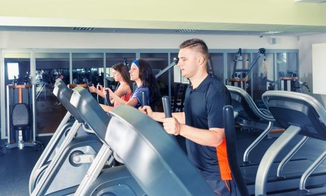 crosstrainer test typer kalorier