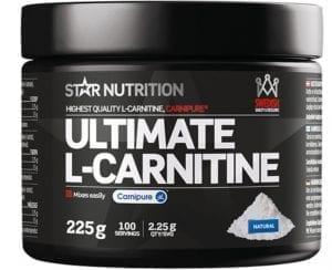 fettförbränningspulver bantningspulver l-carnitine