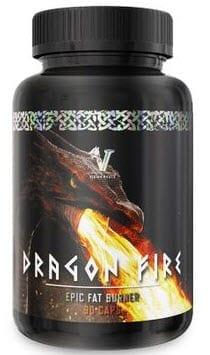 dragonfire fettförbrännare