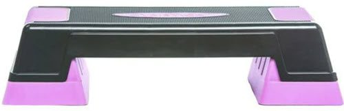 aerobic stepper justerbar stepbräda - olika höjder