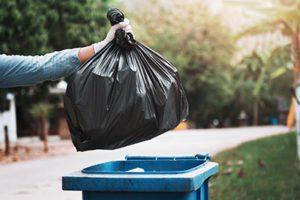 kasta sopor är vardagsmotion