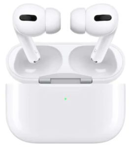 trådlösa hörlurar airpods
