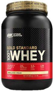 whey gold standard proteinpulver